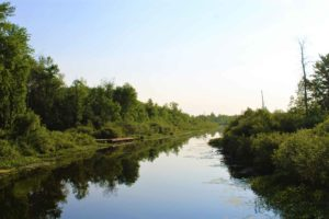 Elizabethtown-Kitley Irish Creek Stream