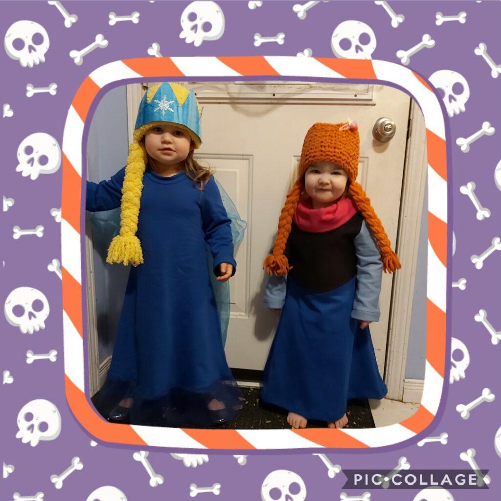 Baby Girls (Tie): Anna & Julia